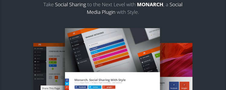Take social sharing to the next level
