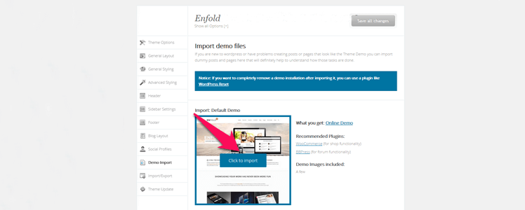 Detailed review of the WordPress Theme Enfold 3