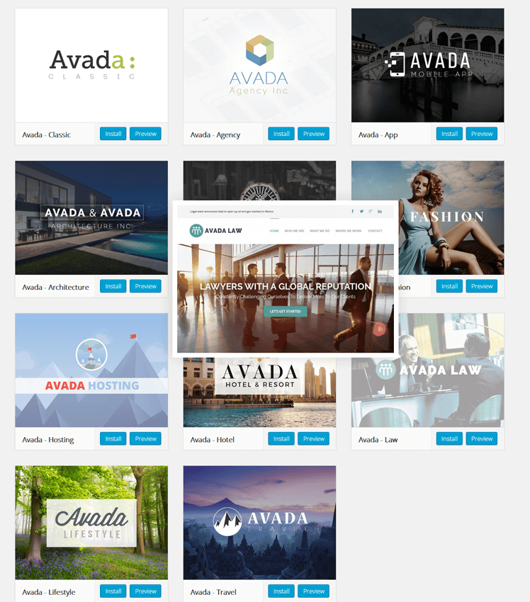 Avada WordPress Theme review
