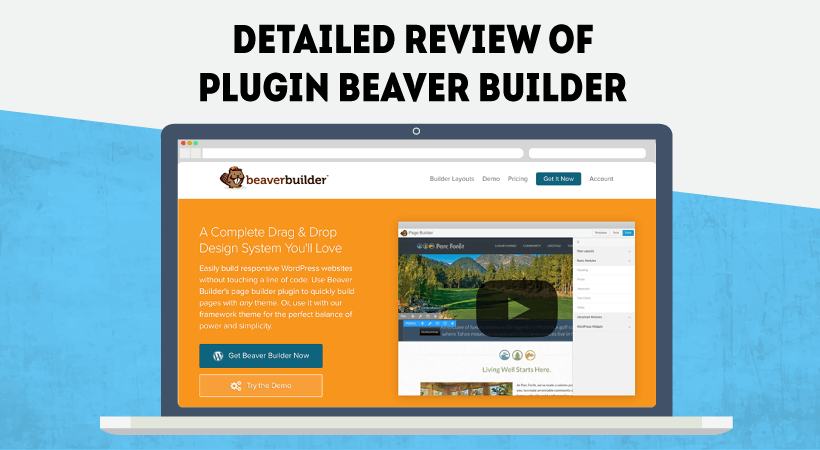 Detailed Beaver Builder Review – Front End WordPress Page Builder That Will Blow Your Mind