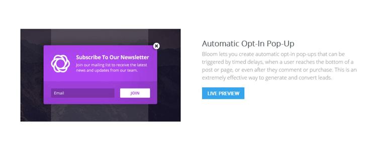 WordPress subscription plugin 3
