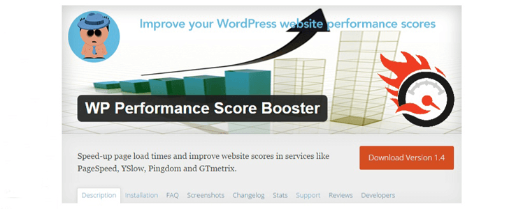 Detailed Review of WP Performance Score Booster