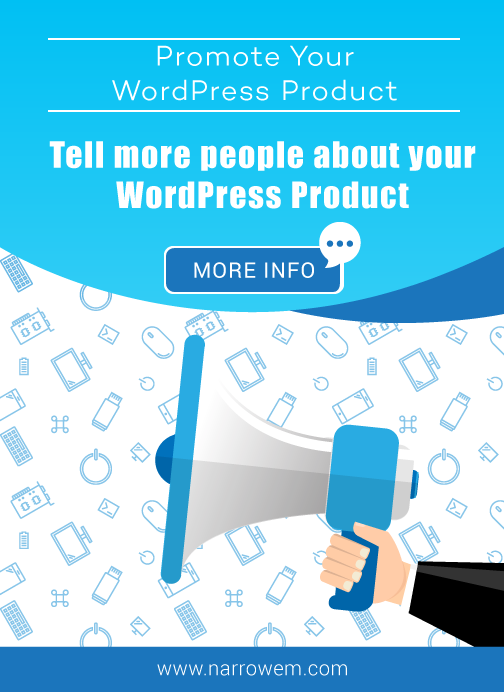 tell more people about your wordpress product
