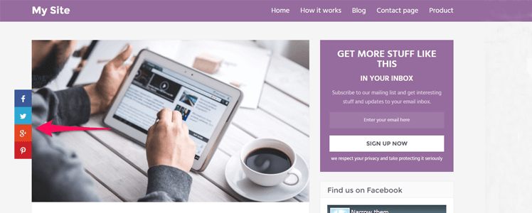 MoneyFlow WordPress Theme Review 10