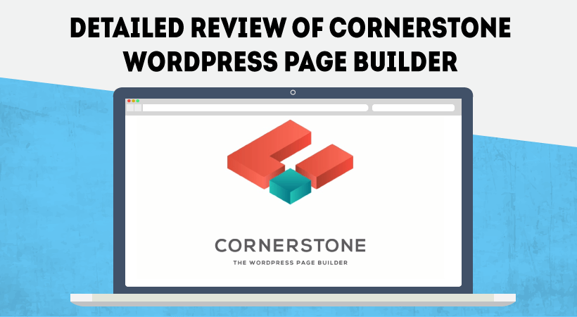 Cornerstone WordPress Page Builder