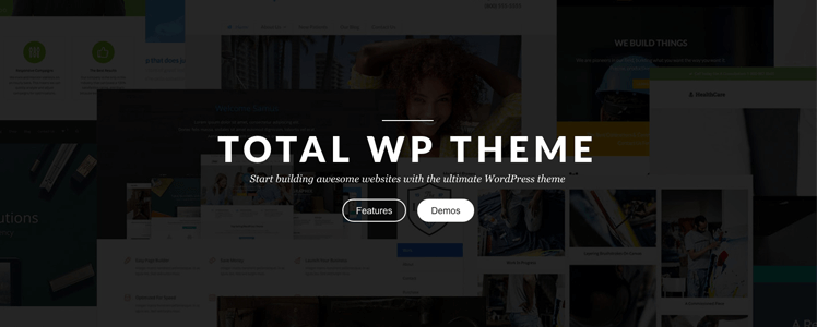 Total WordPress Theme Review
