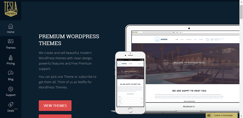 best premium wordpress themes 10