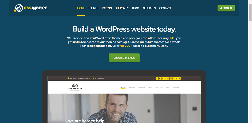 best premium wordpress themes 7