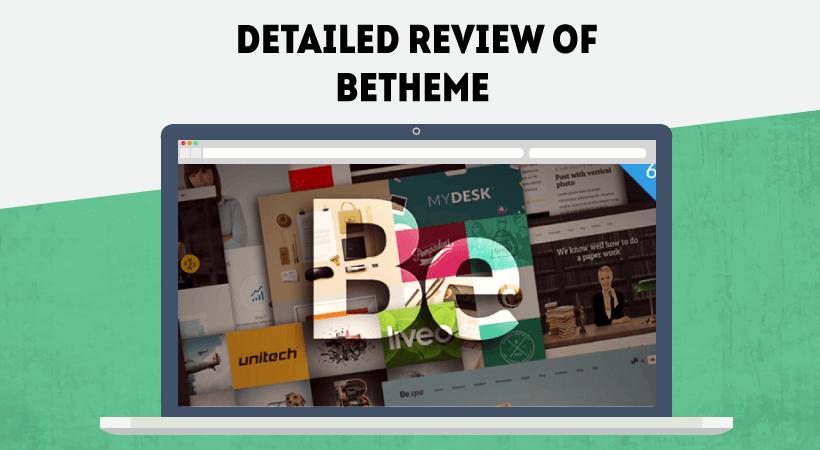 WordPress BeTheme Review