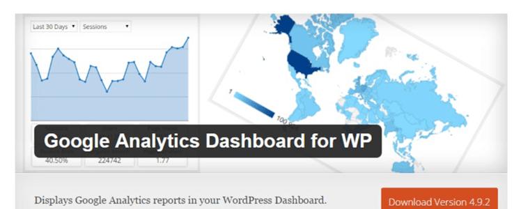 Must Have Analytics Plugin