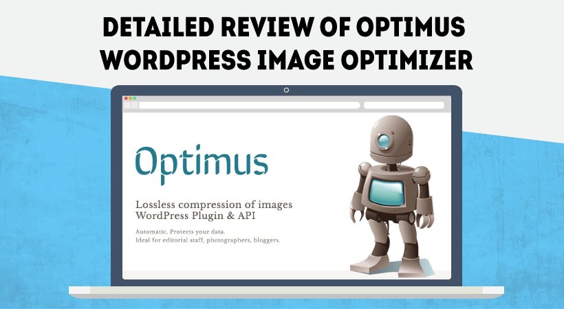 Optimus WordPress Image Optimizer