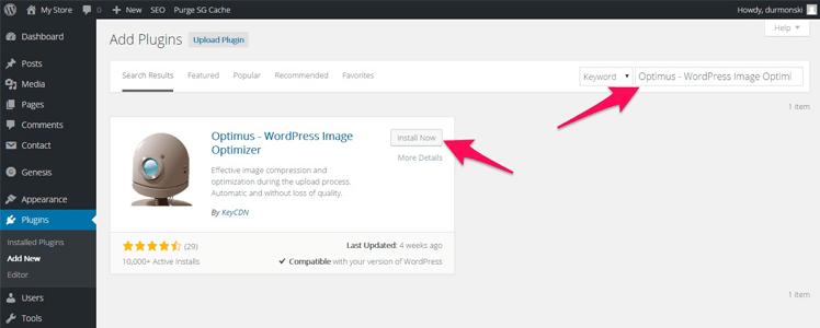 Reduce Image File Size