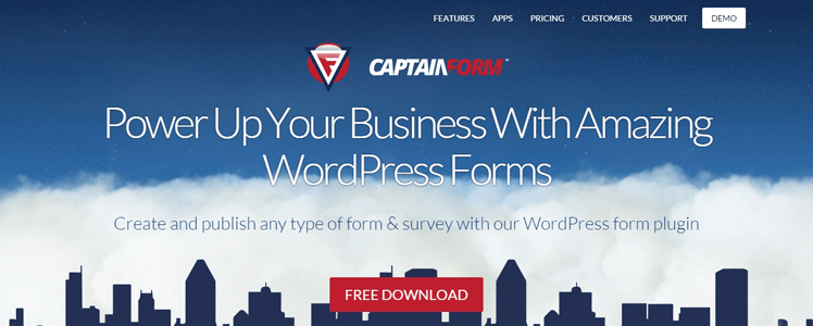 best WordPress contact form plugin
