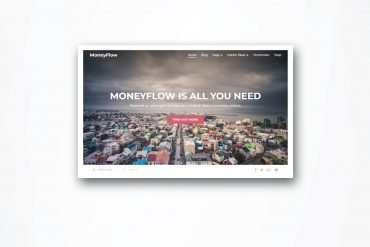 moneyflow-wordpress-theme-review