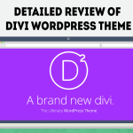 Detailed Review of Divi WordPress Theme