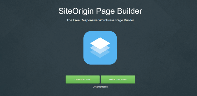 site origins drag and drop builder