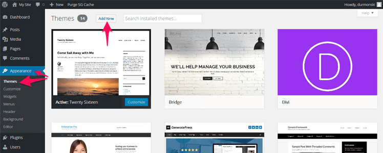 Total WordPress Theme 1