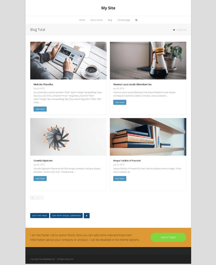 Total WordPress Theme 26