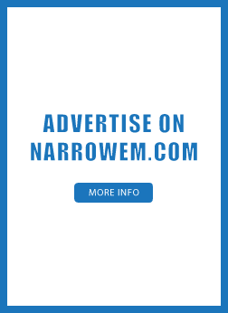 ADVERTISE ON NARROWEM.COM