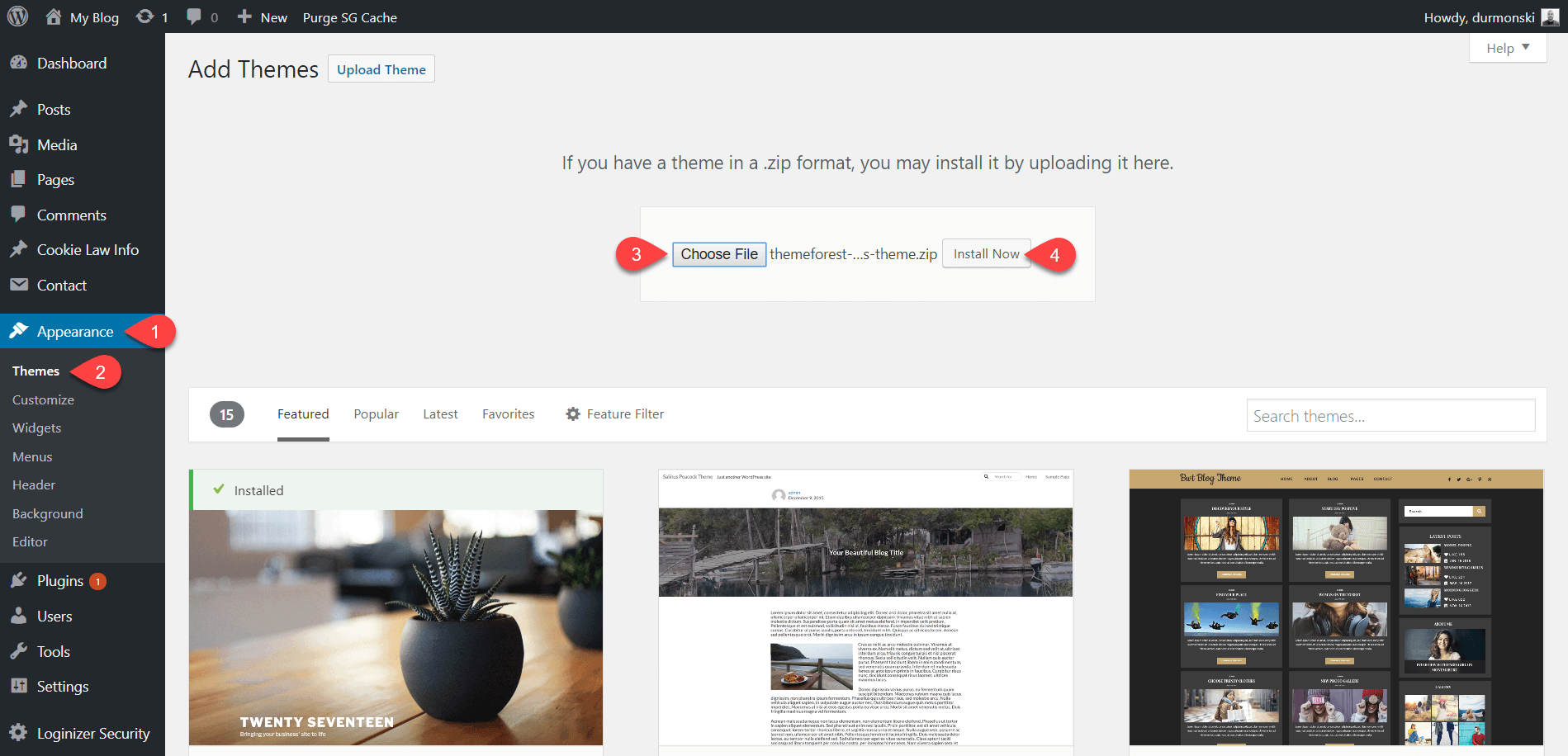 Jupiter WordPress Theme 11