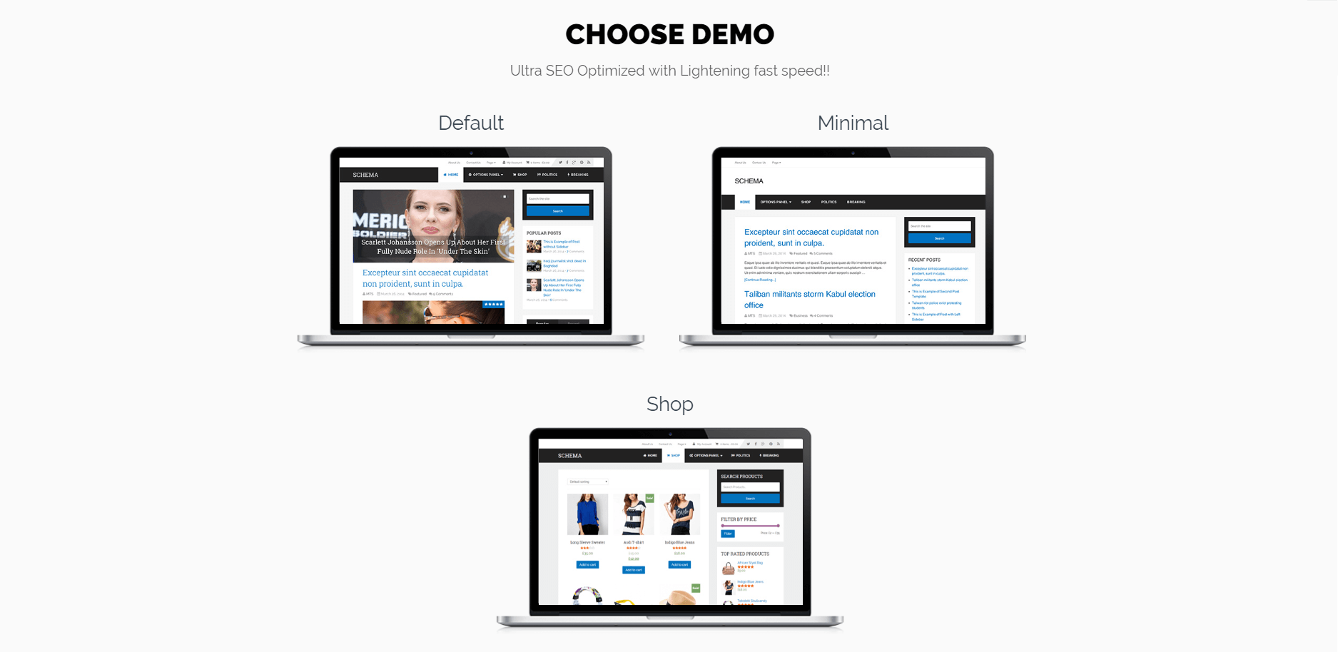 Schema wordpress theme review MyThemeShop