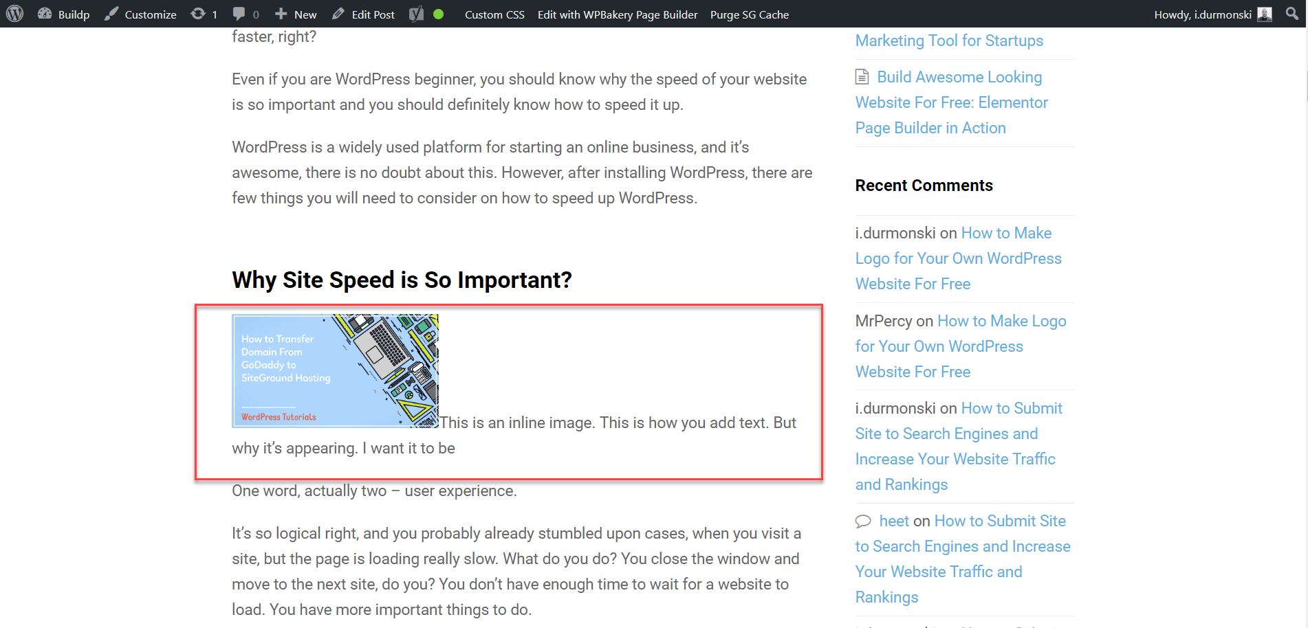 Gutenberg WordPress Editor Plugin 15