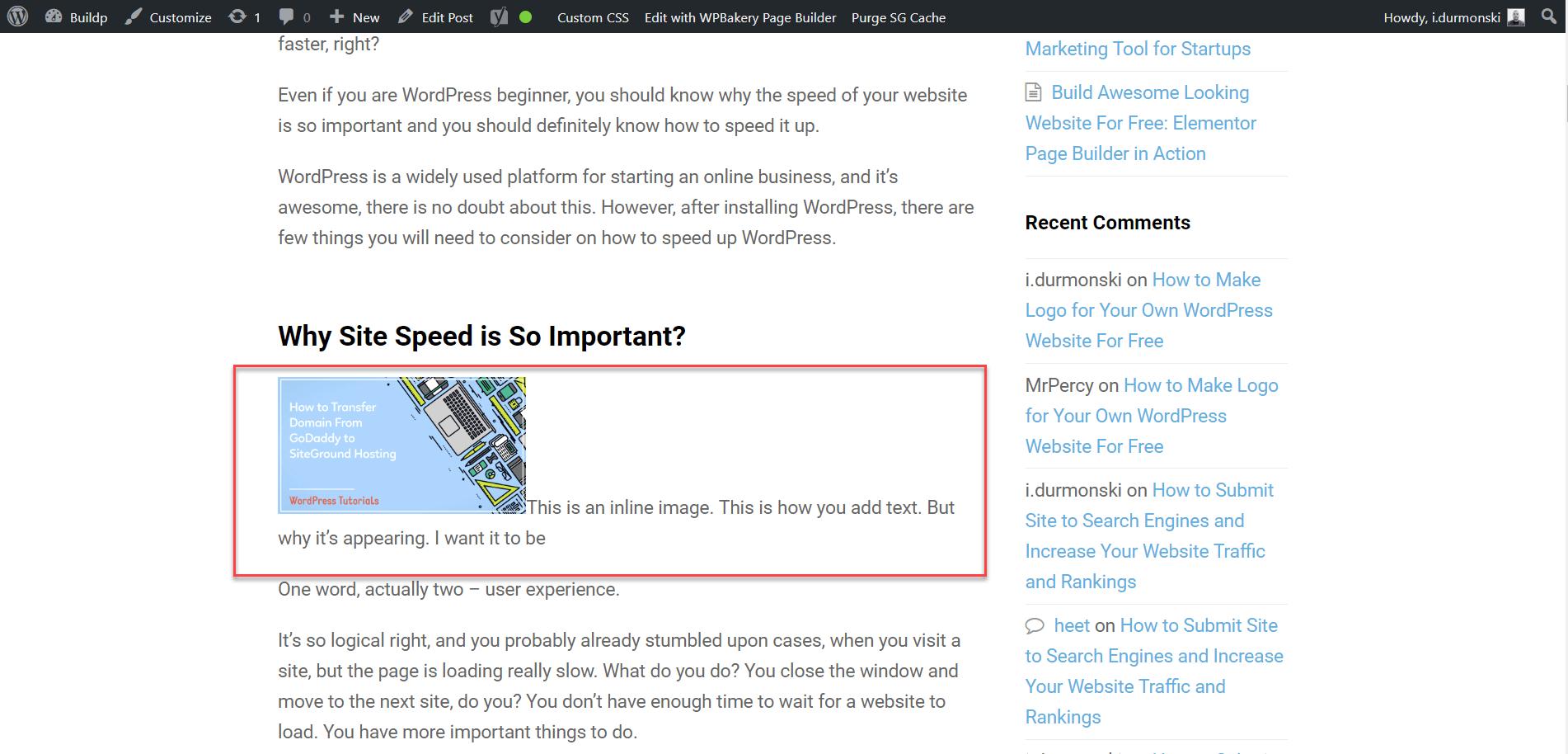 Gutenberg WordPress Editor Plugin 15
