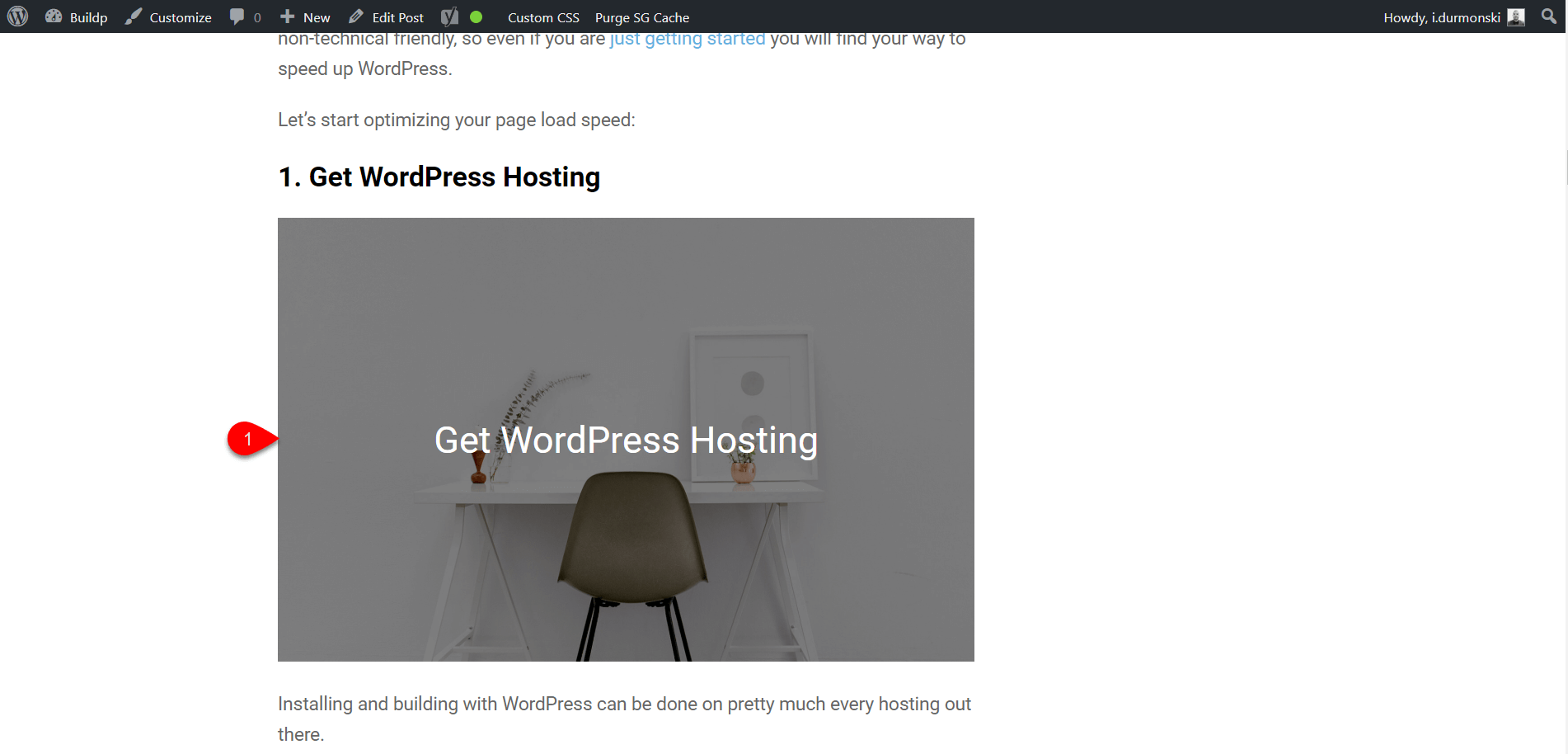 Gutenberg WordPress Editor Plugin 21