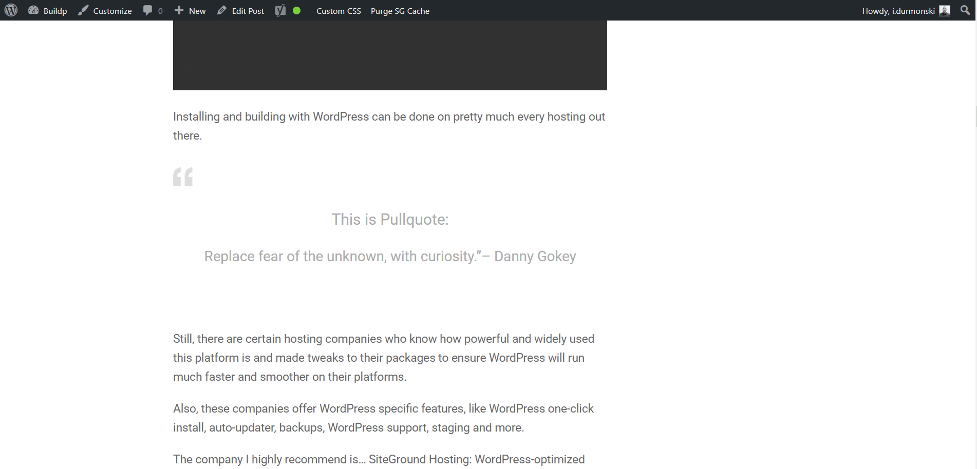 Gutenberg WordPress Editor Plugin 32