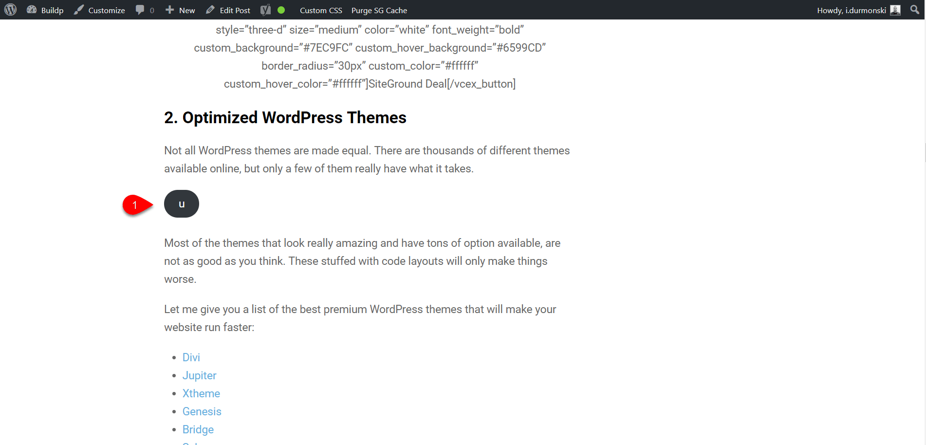Gutenberg WordPress Editor Plugin 39