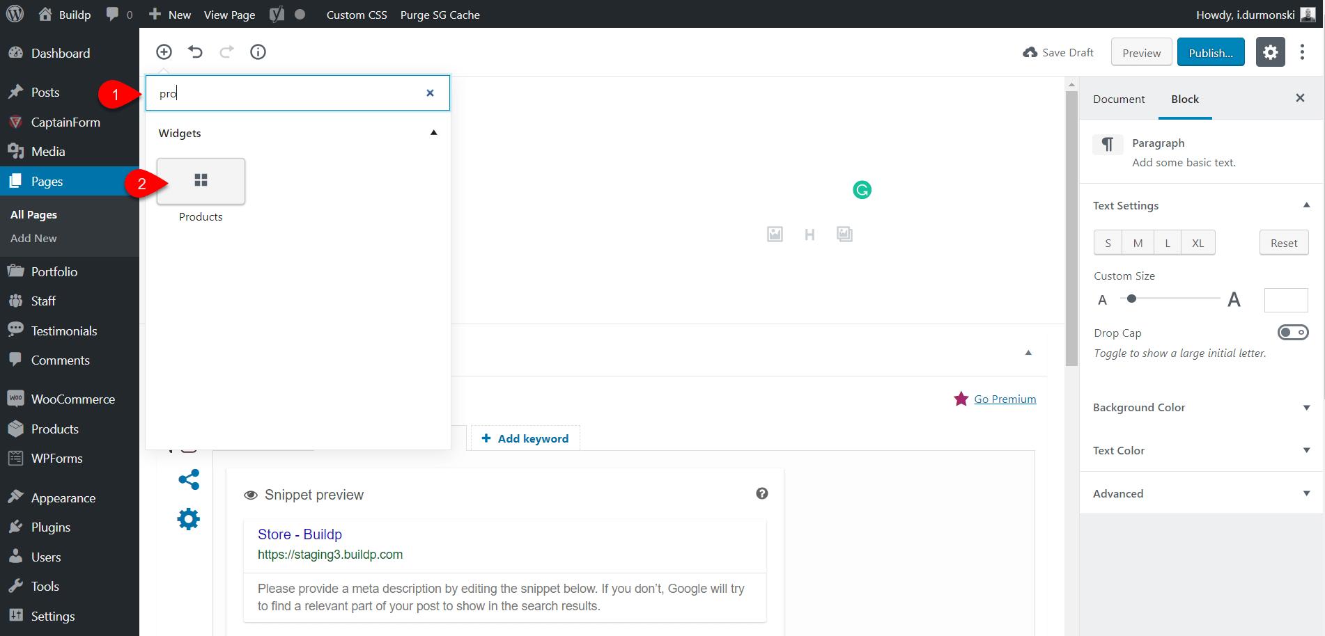Gutenberg WordPress Editor Plugin 47