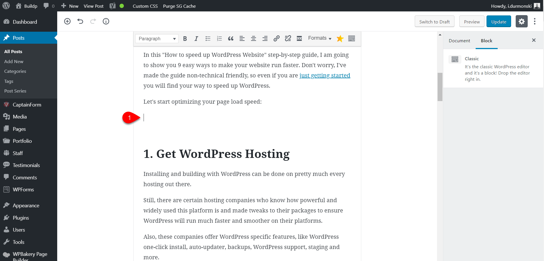 Gutenberg WordPress Editor Plugin 7