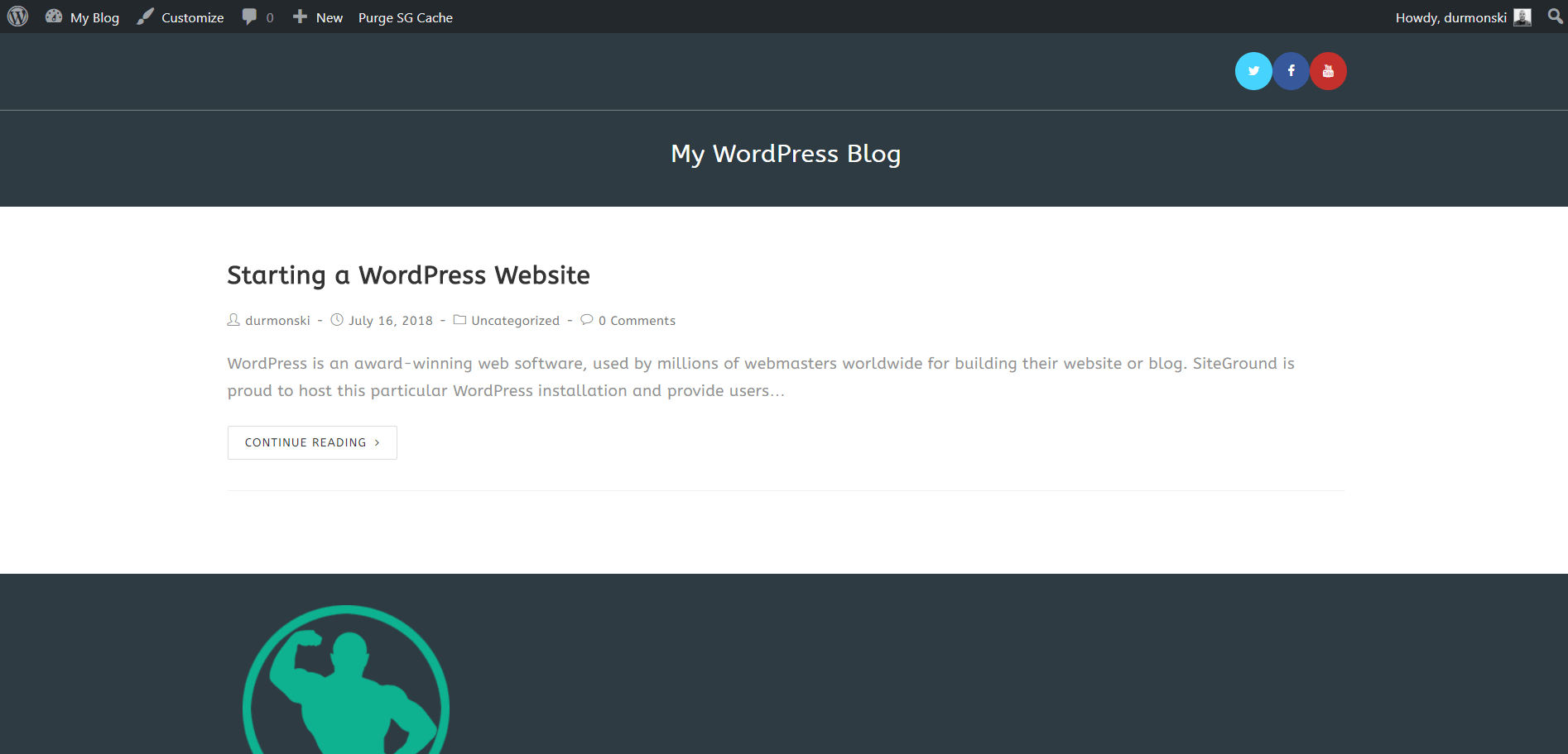 OceanWP WordPress Theme Review 13