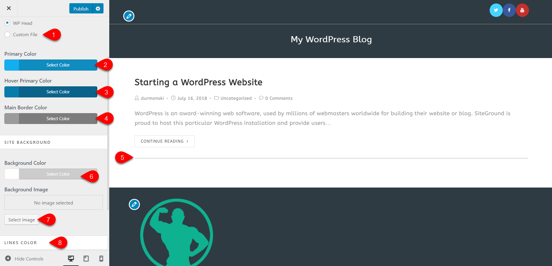 OceanWP WordPress Theme Review 20