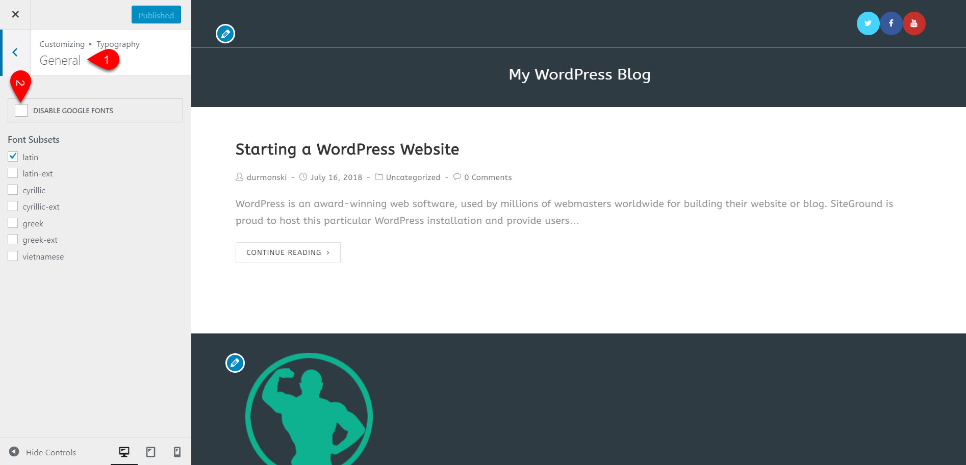 OceanWP WordPress Theme Review 21