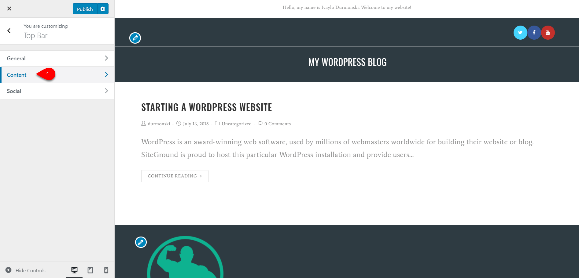 OceanWP WordPress Theme Review 25