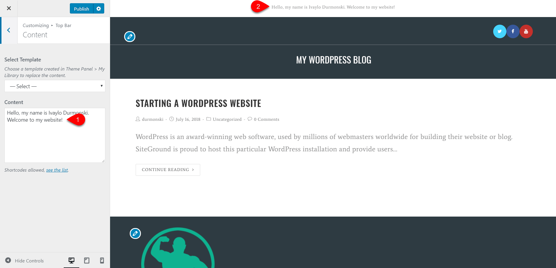 OceanWP WordPress Theme Review 26