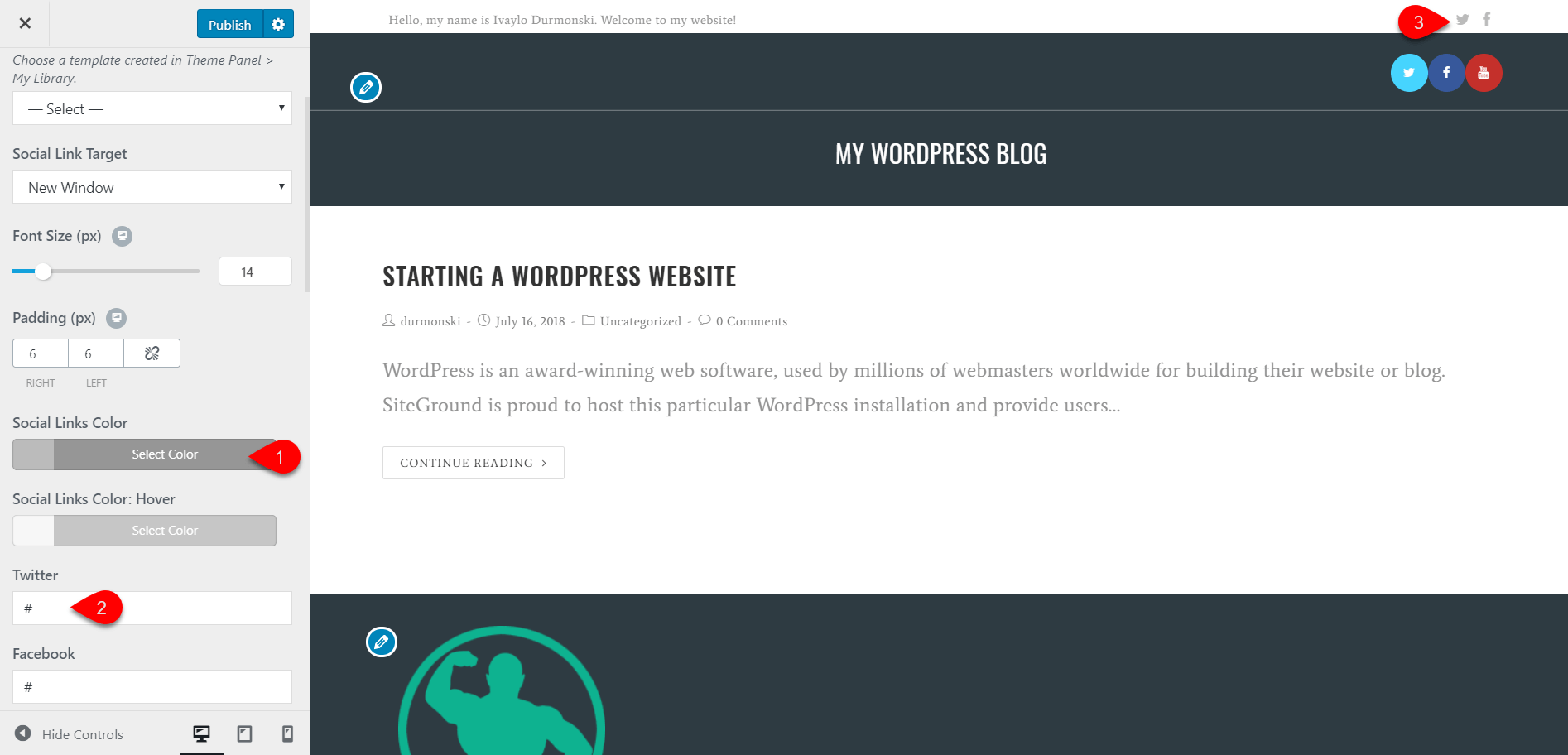 OceanWP WordPress Theme Review 27