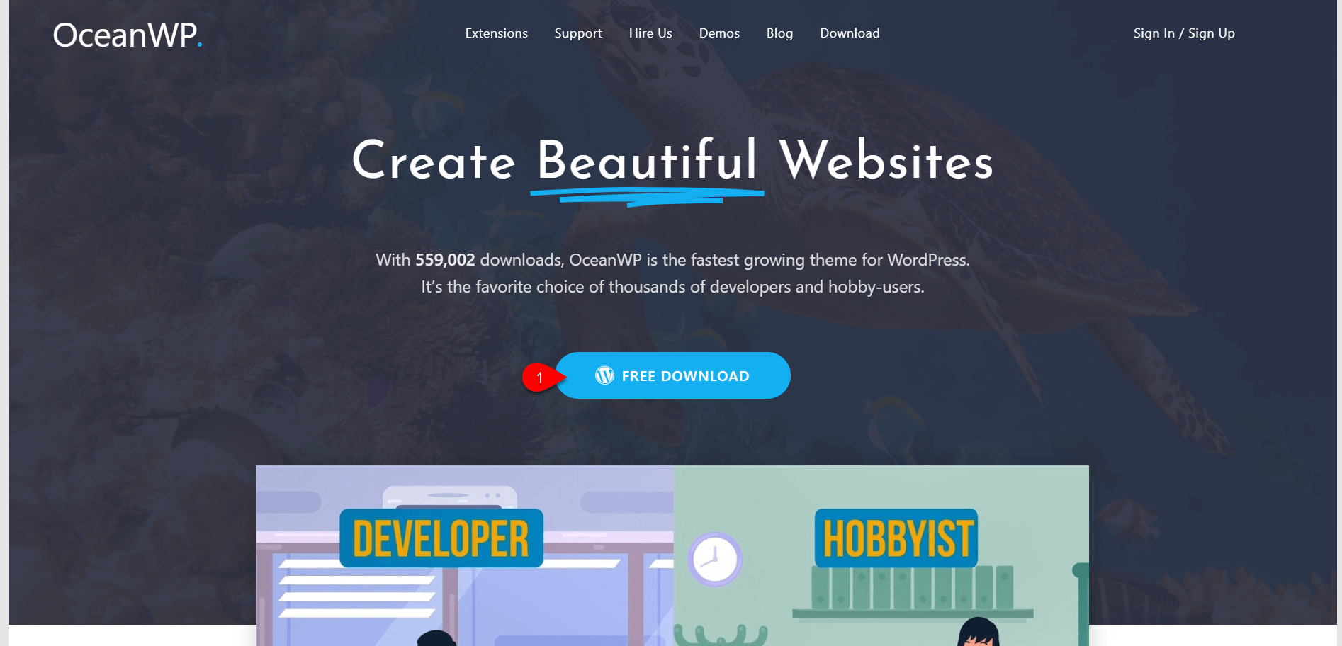 OceanWP WordPress Theme Review 7