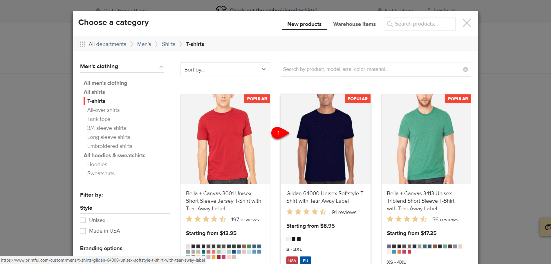 Your Own T-shirt Store With WordPress 10