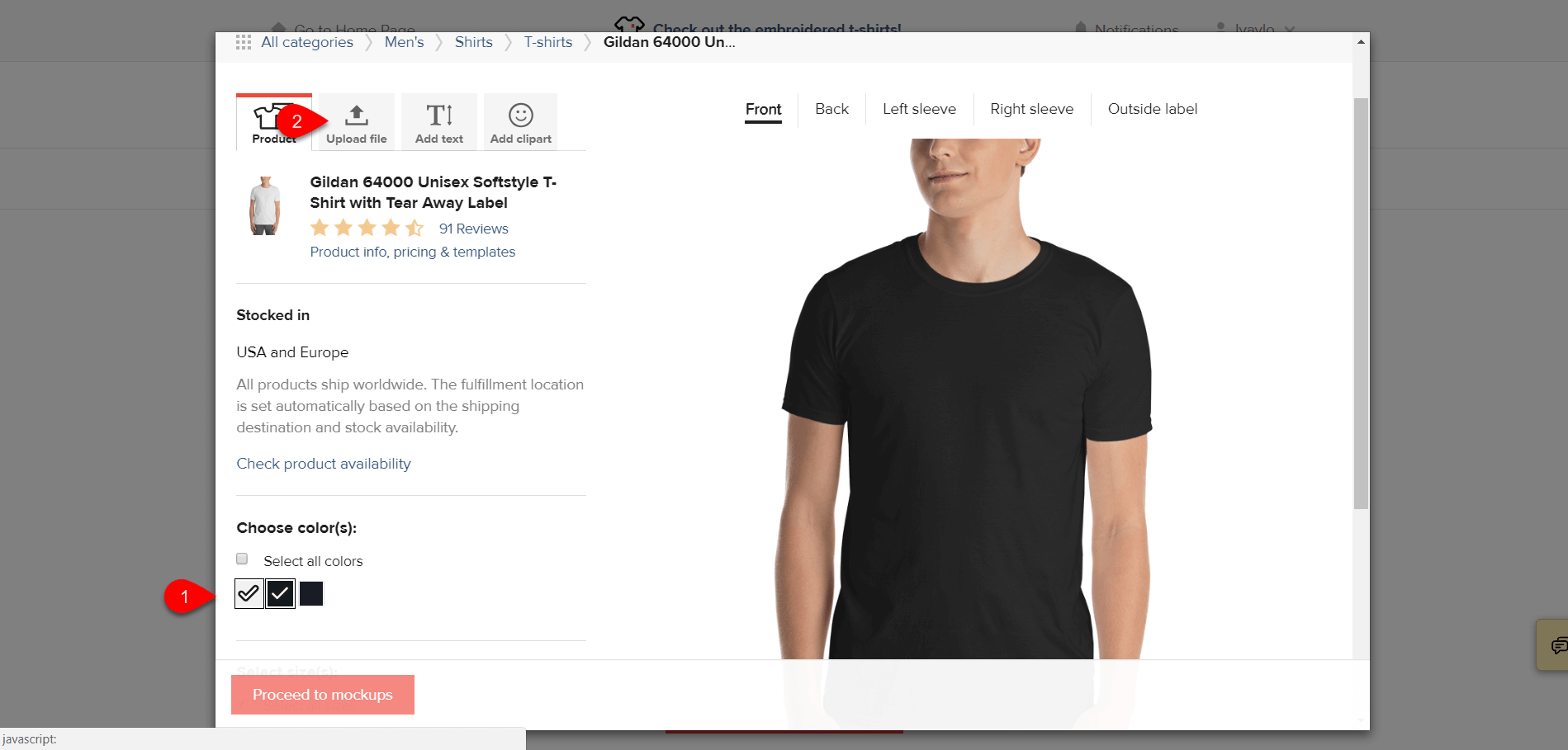 Your Own T-shirt Store With WordPress 11