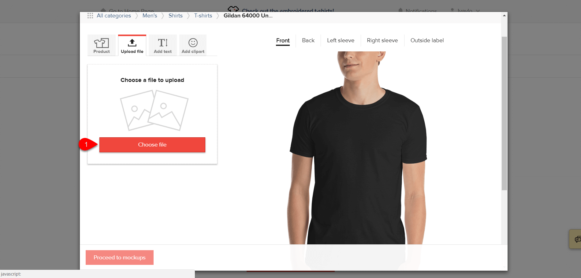 Your Own T-shirt Store With WordPress 12