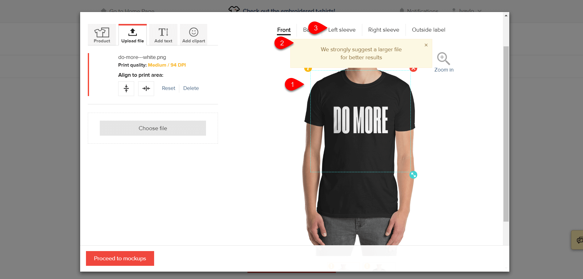 Your Own T-shirt Store With WordPress 17