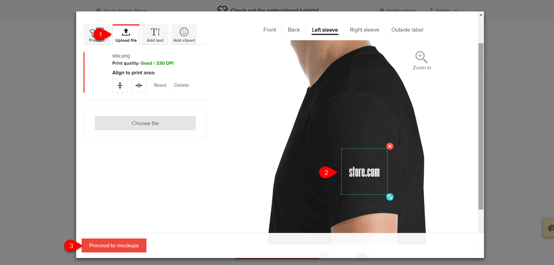 Your Own T-shirt Store With WordPress 18
