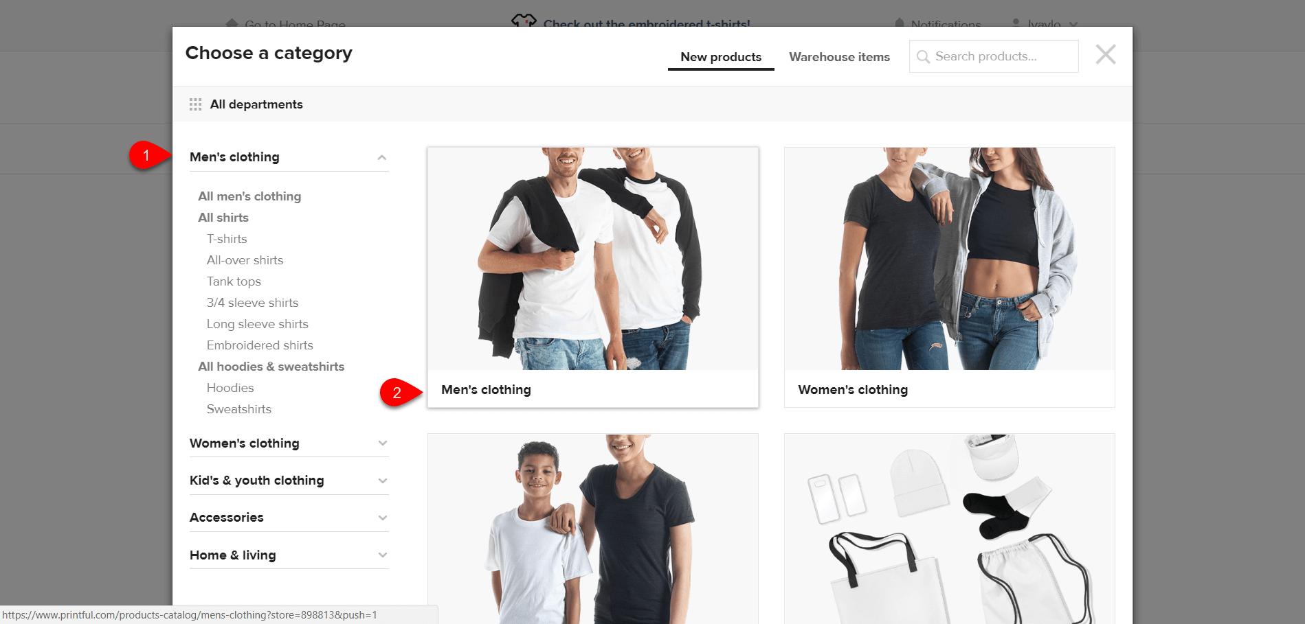 Your Own T-shirt Store With WordPress 8