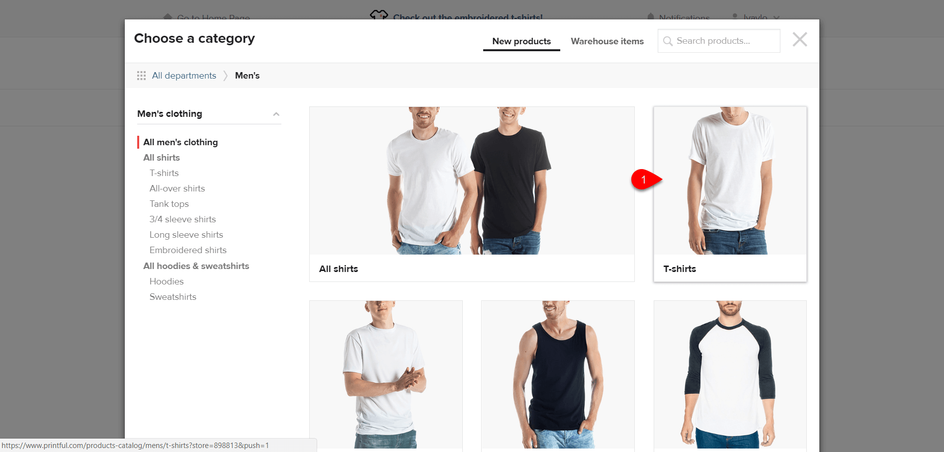 Your Own T-shirt Store With WordPress 9