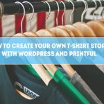 create your own t-shirt store