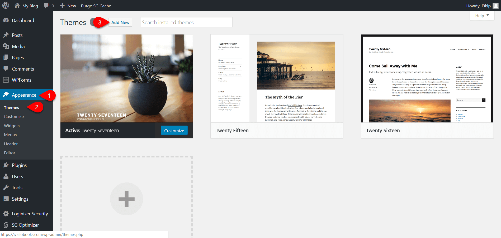 how to build a website from scratch 2