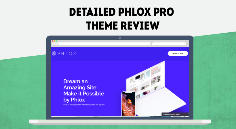 Detailed Phlox Pro Theme Review – Modern Theme For Creative People
