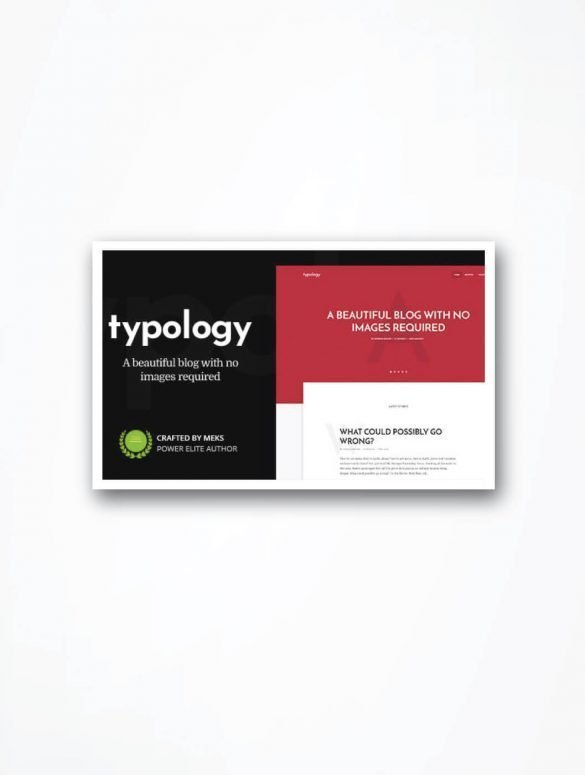 Typology-WordPress-Theme-review